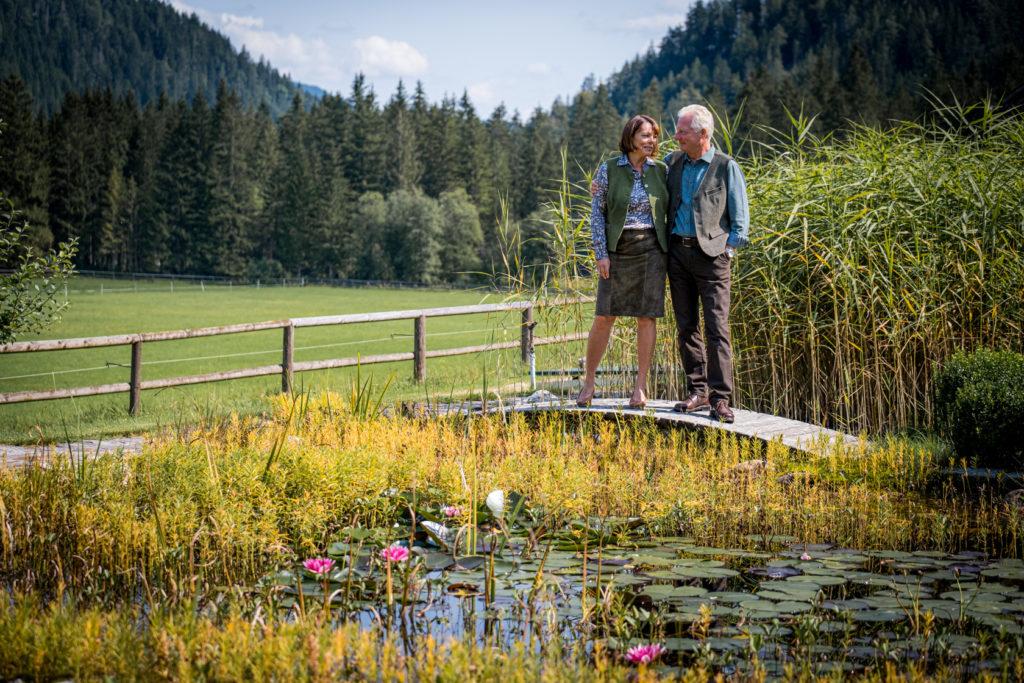 Aberdeen Bio Angus Kari und Isabelle Kapsch
