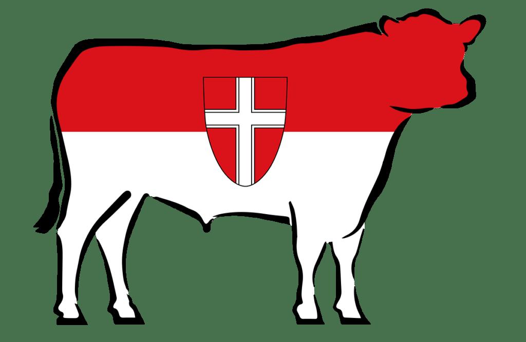 Fleischteilung nach Wiener Methode